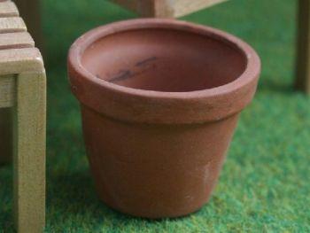 12 LargeTerracotta plant pot