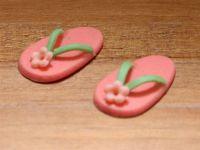 Flip Flop - Beach Shoes - Pink