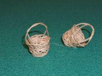 Delightful woven basket