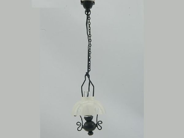 Early American Kitchen Lamp