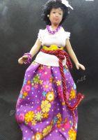 Gypsy Doll in Purple