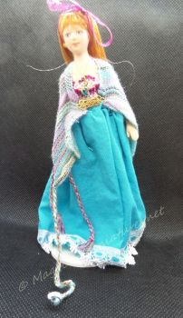 Gypsy Doll in Blue