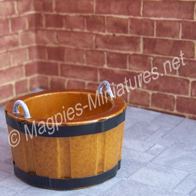 Wooden Washing Tub