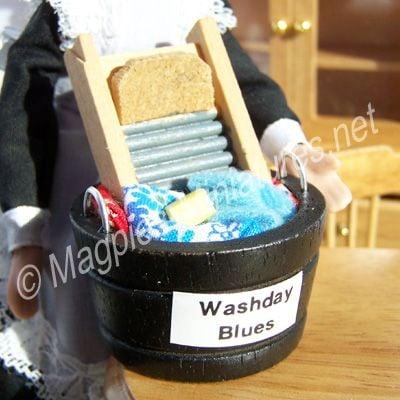 Tub with Washing / Laundry