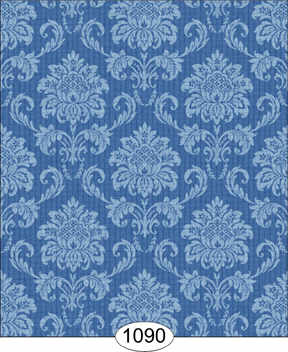Cottage Damask - Blue