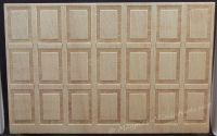 Tudor Style Wood Panel-Single