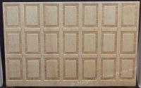 Tudor Style Wood Panel-Single