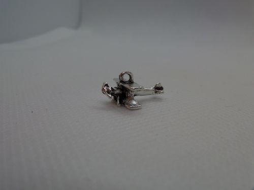 Small toy Aeroplane-Metal