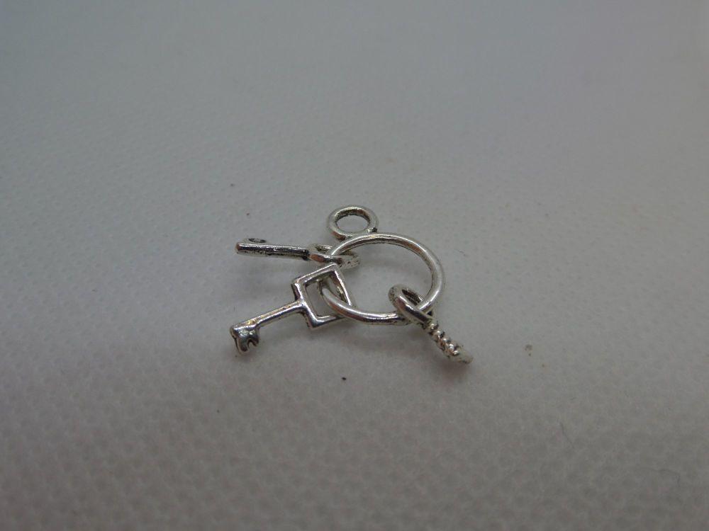 Set of Keys-Metal