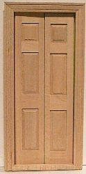HOUSEWORKS- SPLIT SIX PANEL DOOR