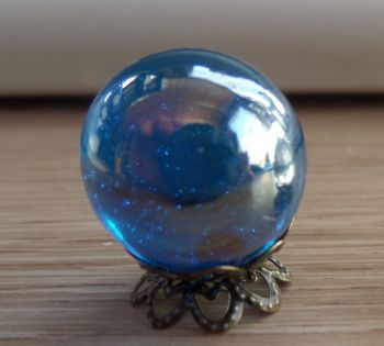 Crystal Ball - Blue