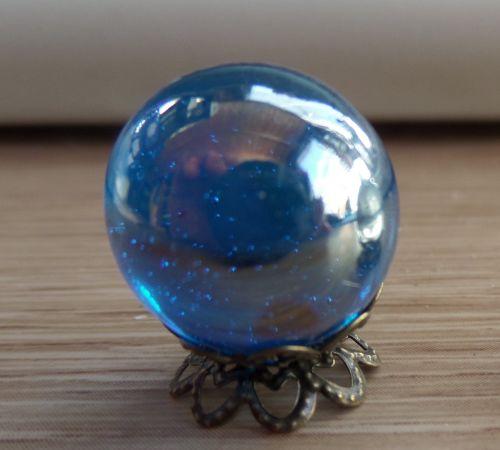 Crystal Ball - Blue