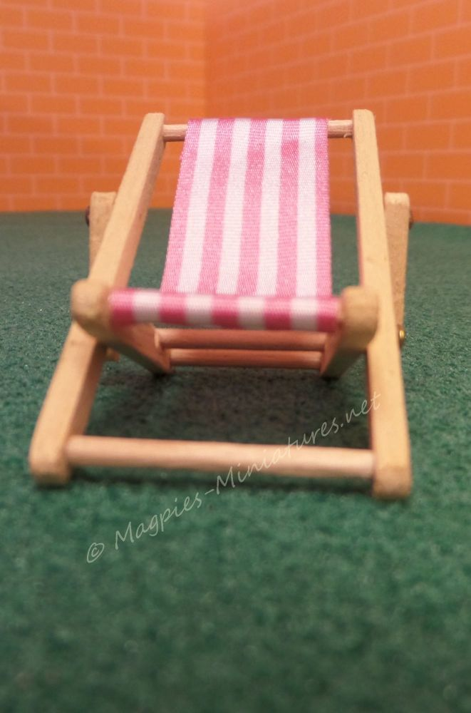 24th deck chair light pink2