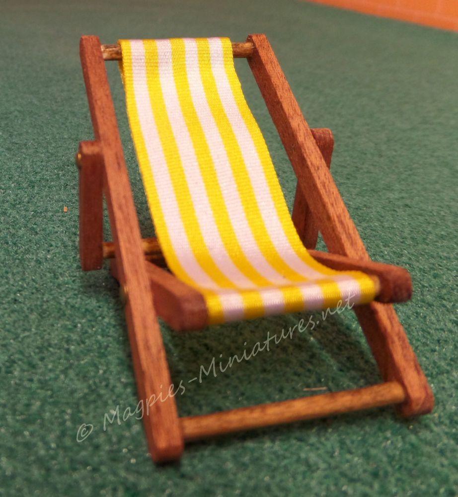 24th deck chair dark yellow 2