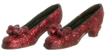 Ruby Red Slipper/Shoes