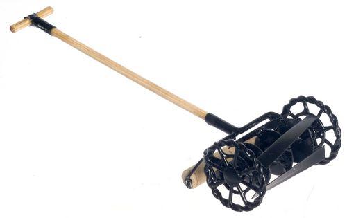 Old Fashioned Reel Lawnmower