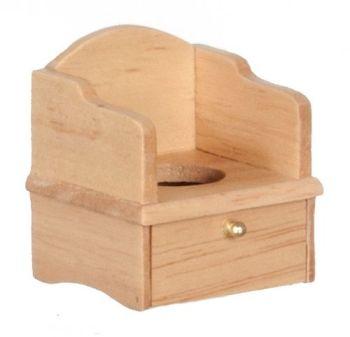 Potty Chair - Pine