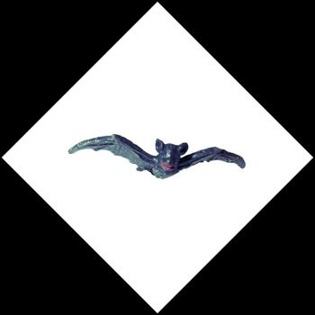 Spooky Halloween Bat
