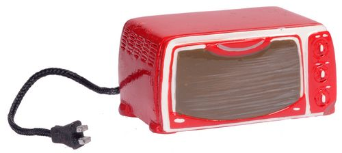 Toaster Oven - Red