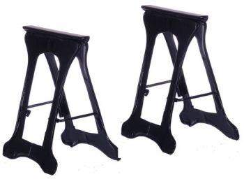 Set of Folding Saw Horses / Trestles
