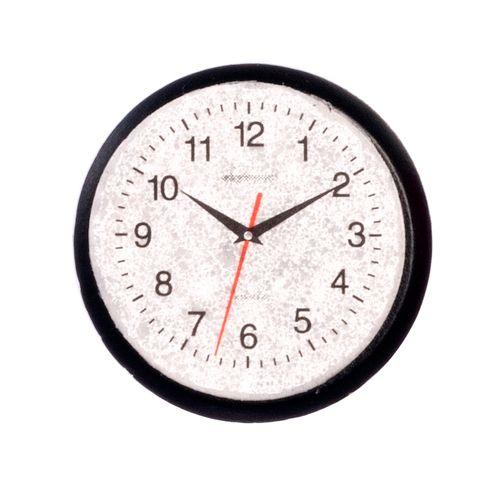 Black Wall Clock - Modern
