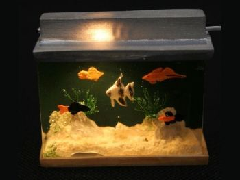 Fish Tank -Lights Up!