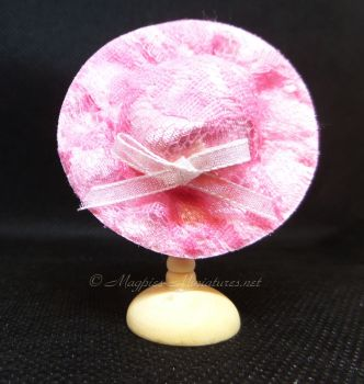 Ladies Summer Hat - Pink