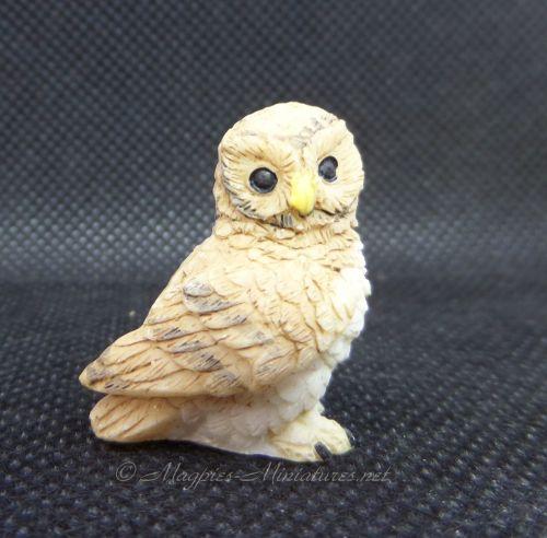 Owl - Resin