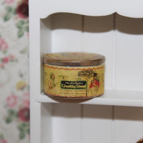 Quality Street Chocolate Tin