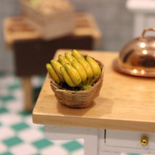 Fruit and Vegetable Baskets - Bananas