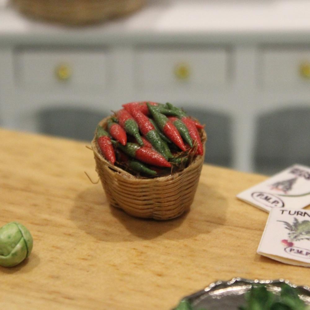 Fruit and Vegetable Baskets - Chillis