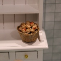 Fruit and Vegetable Baskets - Mushrooms