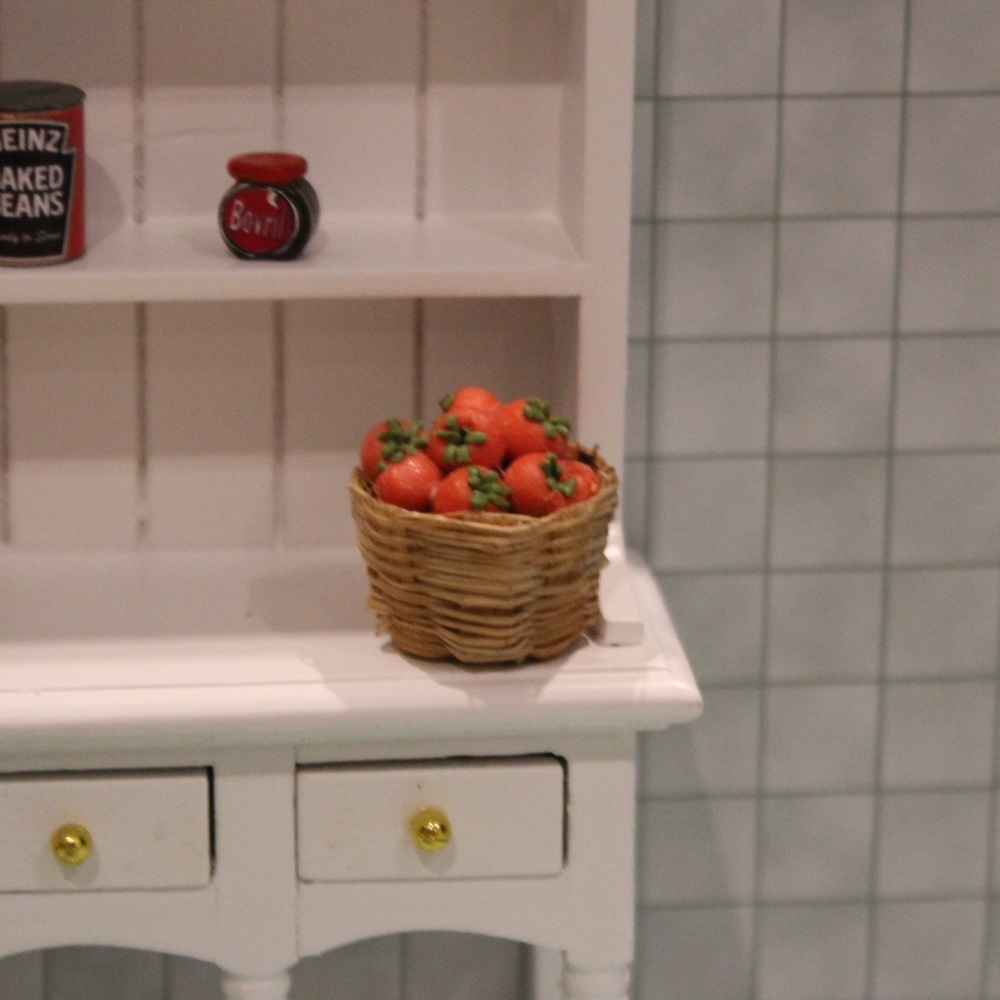 Fruit and Vegetable Baskets - Tomatoes