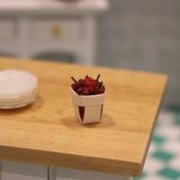 Single Strawberry Punnet