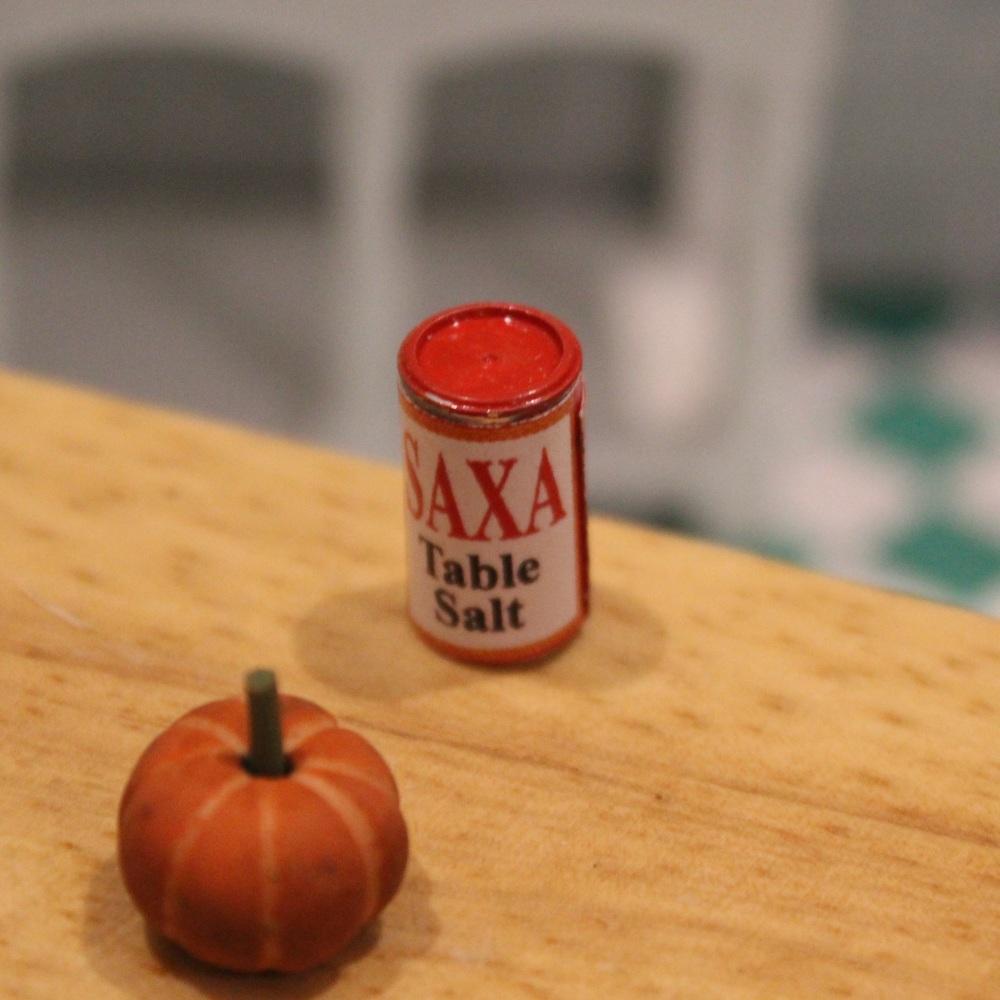 Saxa Salt Drum