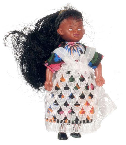 """Child 3.5"""" Doll - Vinyl"""