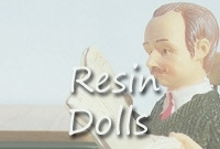 <!-- 012 -->Resin Dolls