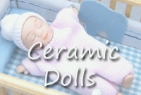 <!-- 011 -->Ceramic Poseable Dolls
