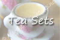 <!-- 021 -->Tea Sets