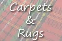 <!-- 029-->Carpets &amp; Rugs