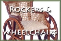 Rockers & Wheelchairs