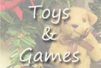 <!-- 027 -->Toys &amp; Games