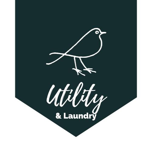 Utility & Laundry Room