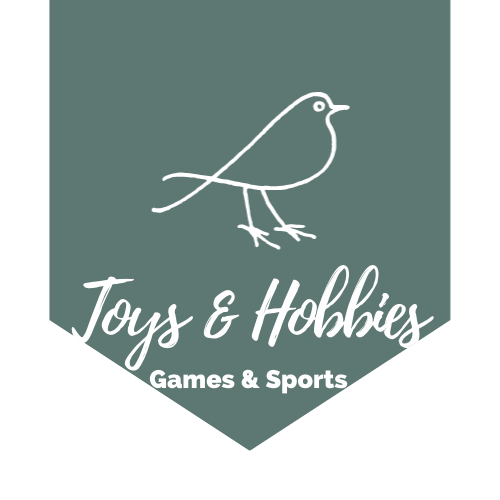 Toys & Hobbies, Games & Sports