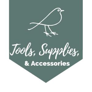 Tools, Supplies, Preparations & Accessories