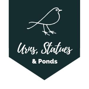 Urns, Statues & Ponds