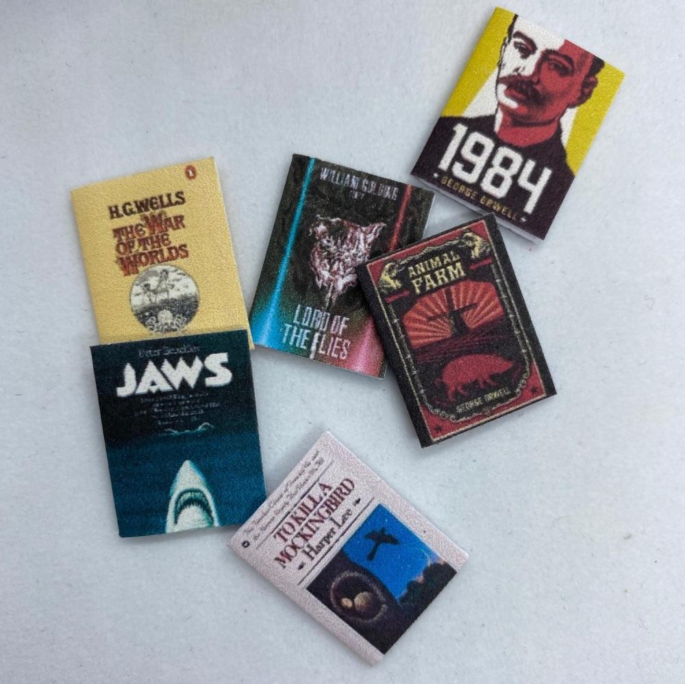 Books - Set of Classics 4
