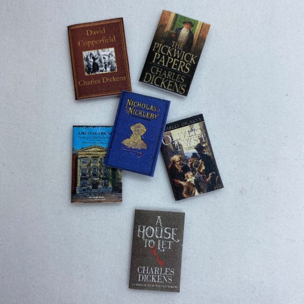 Books - Set of Charles Dickens 2