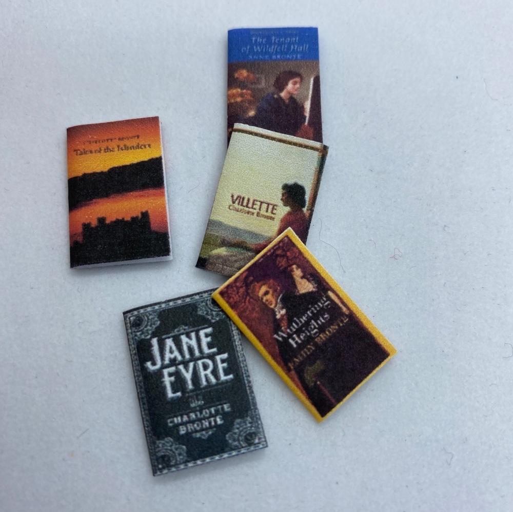 Books - Set of Bronte