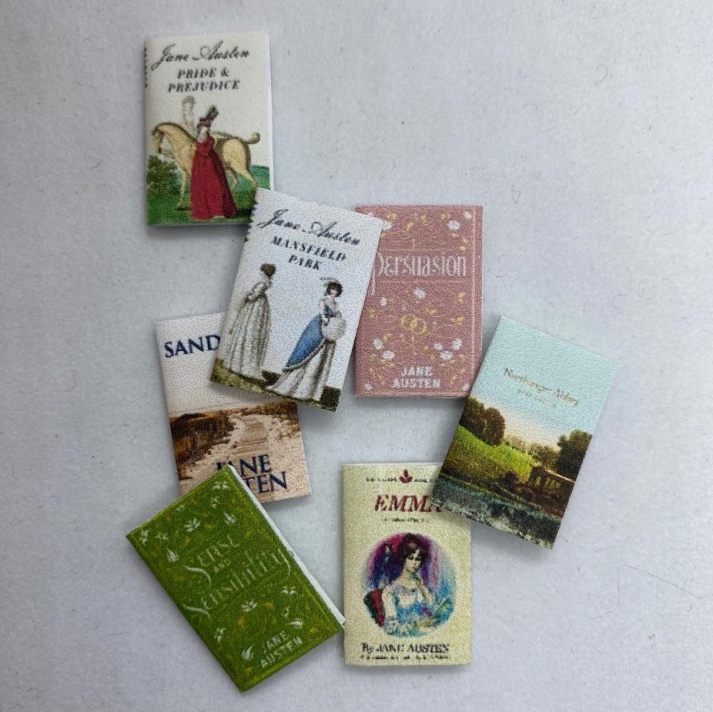 Books - Set of Austin